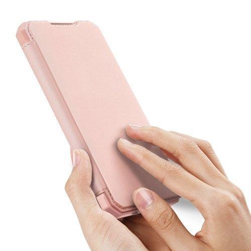 Etui pancerne z klapką mocny magnes do Samsung Galaxy A31 A315  eleganckie