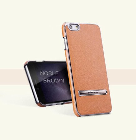 Etui skórzane Nillkin M-Jarl elegant do Apple iPhone 6 / 6S brązowy