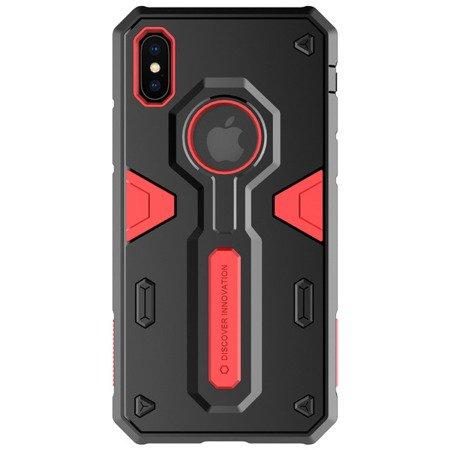 Nillkin Defender II Wytrzymałe Etui do APPLE Iphone X / Xs czerwony