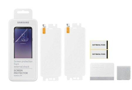 Oryginalna Folia Ochronna 2szt do SAMSUNG GALAXY S9 G960