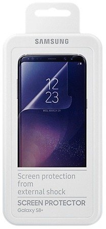 Oryginalna Folia Ochronna 2szt do SAMSUNG Galaxy S8 Plus / S8+ G955