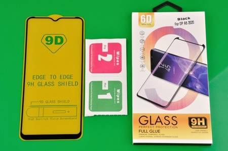 Szkło Hartowane 6D do Oppo A5 2020 czarny