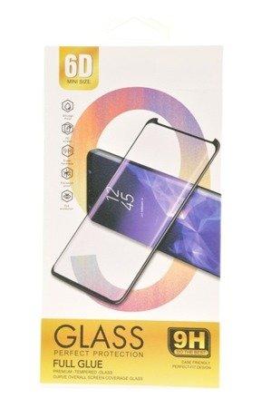 Szkło Hartowane 6D do Oppo A52 czarny