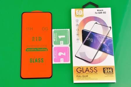 Szkło hartowane 6D do Samsung Galaxy A52 5G