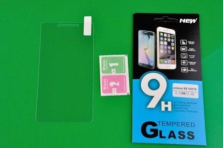 Tempered Glass 9H Szkło Hartowane 9H 0,33 mm do Lenovo K6 Note